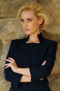 Photo of Dr Erika Angle.