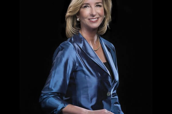Photo of Kerry Healey.