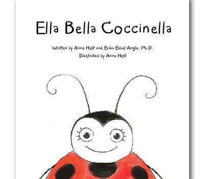 Dr. Erika Co-Authors Children's Book