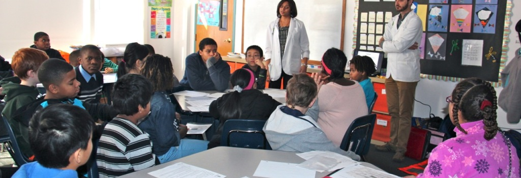 Scientists Visit Delphi Academy