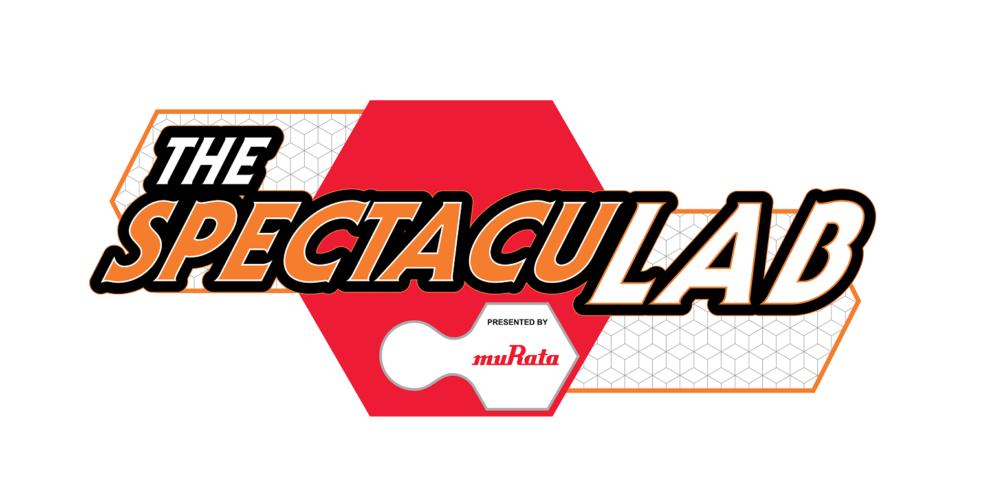 SpectacuLAB logo.