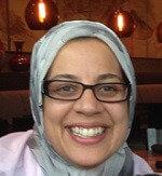 Headshot of Sarah Saleh.