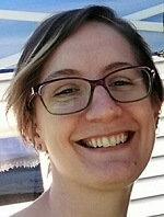 Headshot of Morgan Lindemayer-Finck