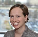 Headshot of Rachel Steger.
