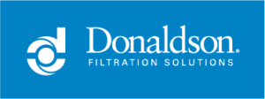 Donaldson Filtration Solutions Logo.
